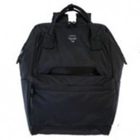 Anello Tas Ransel Waterproof Backpack 2 Way - Black
