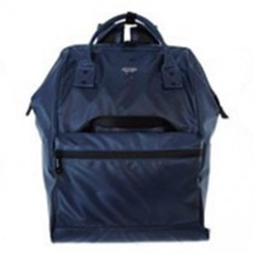 Anello Tas Ransel Waterproof Backpack 2 Way - Dark Blue - 1