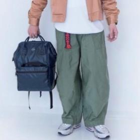 Anello Tas Ransel Waterproof Backpack 2 Way - Khaki - 5