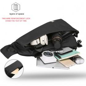 Mark Ryden Tas Selempang Crossbody Bag dengan USB Charger Port - MR5975 - Gray - 3