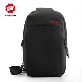 Tigernu Tas Selempang Crossbody Sling Bag - T-S8038 - Black