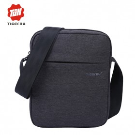 Tigernu Tas Selempang Crossbody Messenger Bag Pria - T-L5102 - Black