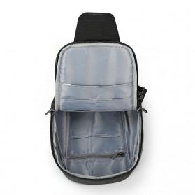 Tigernu Tas Selempang Crossbody Sling Bag Anti Maling - T-S8061 - Gray - 2