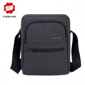 Tigernu Tas Selempang Crossbody Messenger Bag Pria - T-L5105 - Black