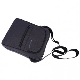 Tigernu Tas Selempang Crossbody Messenger Bag Pria - T-L5105 - Black - 4