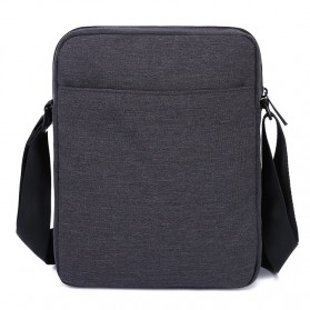 Tigernu Tas Selempang Crossbody Messenger Bag Pria - T-L5105 - Black - 5