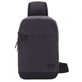 TINYAT Tas Selempang Crossbody Sling Bag - T602 - Dark Gray - 2
