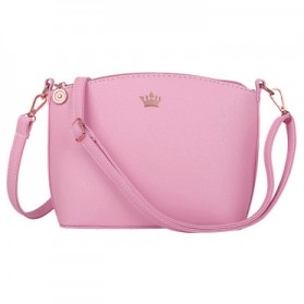 Tas Selempang Wanita Imperial Crown - FH406 - Pink