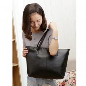 Shoulder Bag Kulit Minimalis - Red - 4