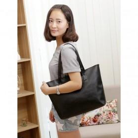 Shoulder Bag Kulit Minimalis - Red - 5