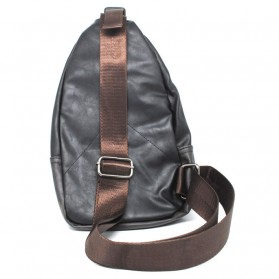 ETONWEAG Tas Selempang Crossbody Messenger Bag - 2061 - Black - 4
