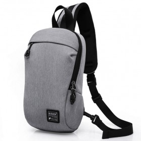 Xyueda Tas Selempang Urban Style Crossbody Bag - 332 - Gray