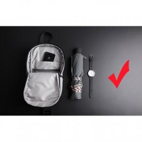 Dxyizu Tas Selempang Urban Style Crossbody Bag - 332 - Gray - 9