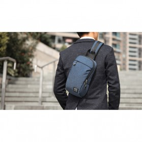 Xyueda Tas Selempang Urban Style Crossbody Bag - 332 - Gray - 9
