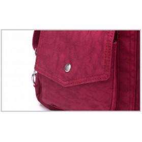Tas Ransel Tote Bag Wanita - Green - 6