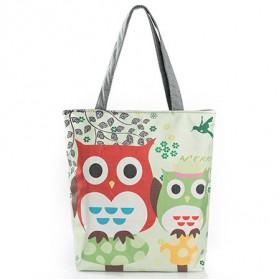 Tas Selempang Wanita Model Owl - CB098