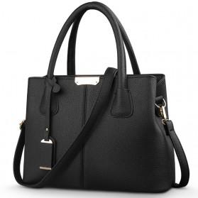 Tas Selempang Wanita Big Bag - Black