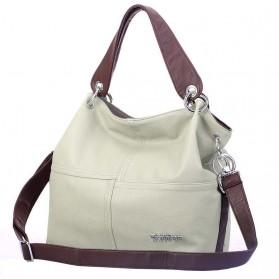 Weidipolo Tas Selempang Handbag Wanita Casual - Beige