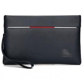 Rhodey Dompet Tas Clutch Pria - HB-005 - Black - 2