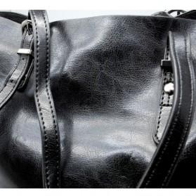 Tas Tote Bag Wanita - Black - 2