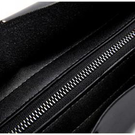 Tas Tote Bag Wanita - Black - 3