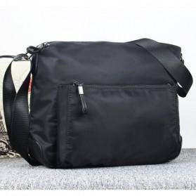 Tas Selempang Wanita Polyester Sling Bag - Black