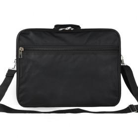Tas Jinjing Laptop Kantor Pria 17 inch - 6612 - Black - 4