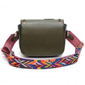 Tas Selempang Wanita Luxury Handbag - SABED1866 - Black - 4
