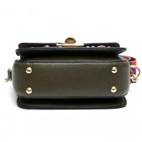 Tas Selempang Wanita Luxury Handbag - SABED1866 - Black - 5