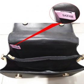 Tas Selempang Wanita Rivet Style Handbag - SAJSWG79953 - Pink - 6