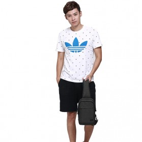 TINYAT Tas Selempang Sling Bag - T602 - Dark Gray - 5