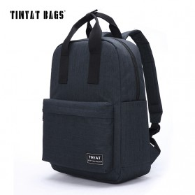 TINYAT Tas Ransel Sekolah - T809 - Black