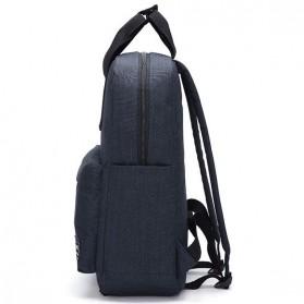 TINYAT Tas Ransel Sekolah - T809 - Black - 4