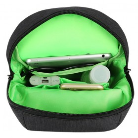 BAIBU Tas Selempang Sling Bag Kasual - J51-L9-Z50 - Gray - 4