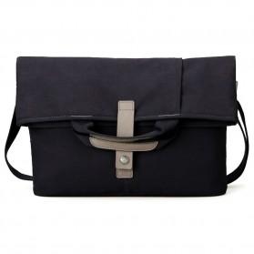 MUZEE Tas Selempang Messenger Bag - ME-1125 - Black - 2