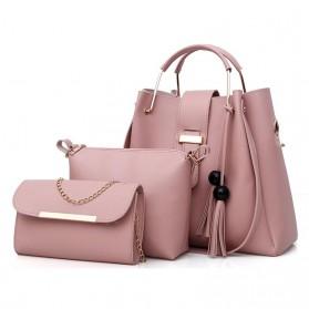 Tas Fashion Wanita Bag in Bag 3 in 1
