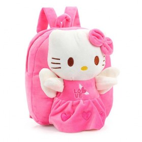 Tas Sekolah Anak Karakter Kartun Hello Kitty - LXHZS0001 - Pink - 2