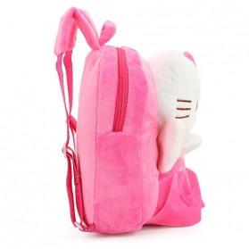 Tas Sekolah Anak Karakter Kartun Hello Kitty - LXHZS0001 - Pink - 3
