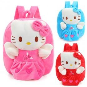 Tas Sekolah Anak Karakter Kartun Hello Kitty - LXHZS0001 - Pink - 4