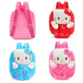 Tas Sekolah Anak Karakter Kartun Hello Kitty - LXHZS0001 - Pink - 5