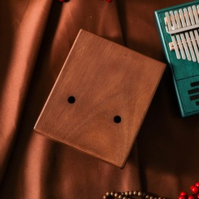 Wishmore Kalimba Mbira Thumb Piano Musical Toys 17 Note Sound - W758 - Wooden - 7