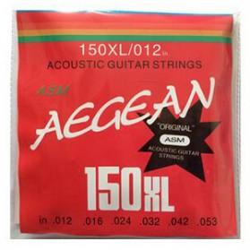 Aegean Senar Gitar String .012 - 150XL (backup)