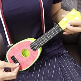 Ukulele Gitar Mainan Gambar Buah-Buahan - AK88 - Multi-Color - 3