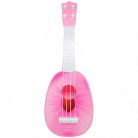 Ukulele Gitar Mainan Gambar Buah-Buahan - AK88 - Multi-Color - 4