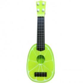 Ukulele Gitar Mainan Gambar Buah-Buahan - AK88 - Multi-Color - 5