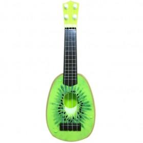 Ukulele Gitar Mainan Gambar Buah-Buahan - AK88 - Multi-Color - 6