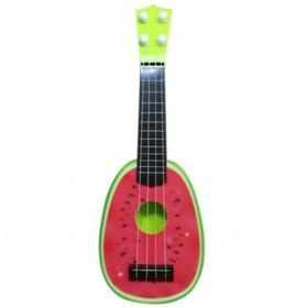 Ukulele Gitar Mainan Gambar Buah-Buahan - AK88 - Multi-Color - 7