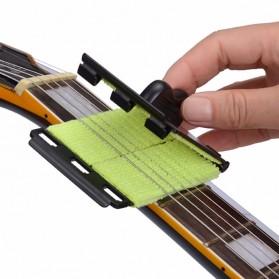 KOKKO Pembersih Senar Gitar Portable - WMS-88 - Black