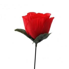 Firlar Sulap Bunga Mawar Api Torch to Rose Flower Magic Trick - 82120 - 2
