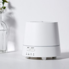 Taffware Modern Air Humidifier Aroma Therapy Diffuser 150ml - HUMI H111 - White